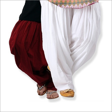 Cotton Patiala Pant