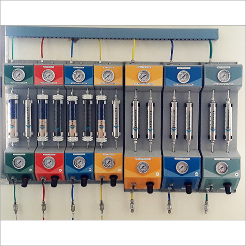 Gas Purification Panel GC and  AAS ,  ICP