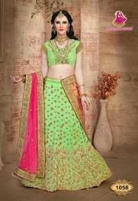 Lehenga Sarees for Wedding