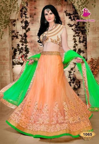 Wedding Bridal Lehenga Sarees