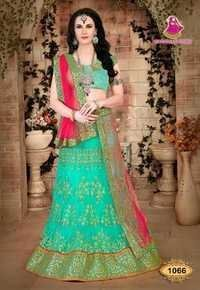 Bridal Lehenga with Work