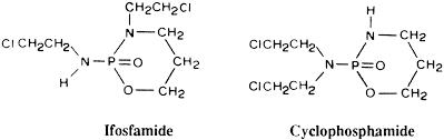 Ifosfamide - reference spectrum