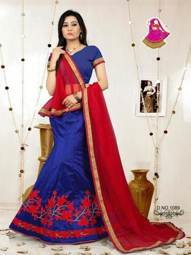 Lehenga Saree for wedding