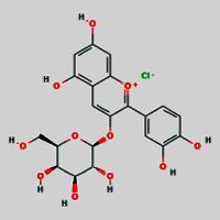 Idaein chloride