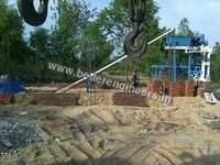 Automatic Concrete Blocks Machine