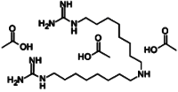 Iminoctadine triacetate