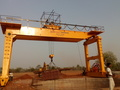 Double girder Box Type Gantry Crane