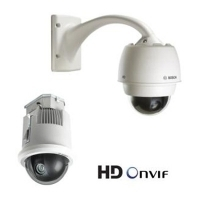 BOSCH 720P IP PTZ Camera VG5-7130-EPC4