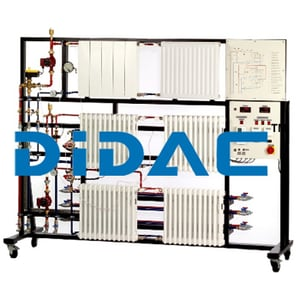 Heat Distribution And Control In Heating Systems