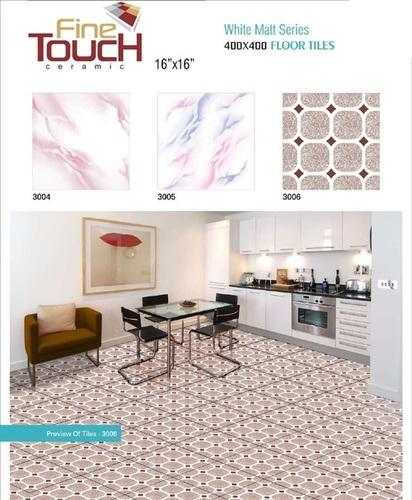 Ceramic Floor Tiles 400 X 400 mm
