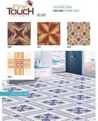 Bathroom Flooring Tiles