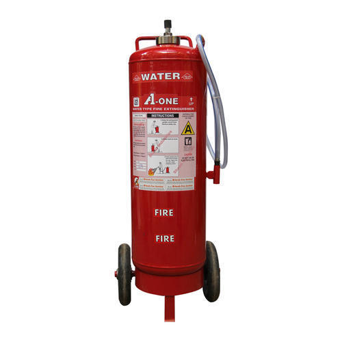 Co2 Cartridge Fire Extinguisher