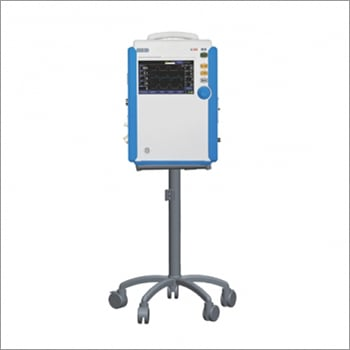 Lcd Touch Screen Mtv 1000 Ventilator Application: For Hospital Amd Clinic Purpose