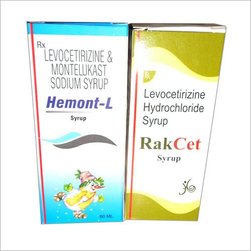 Levocetirizine Hydrochloride Syrup