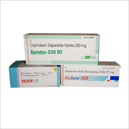 Cephalexin Dispersible Tablets