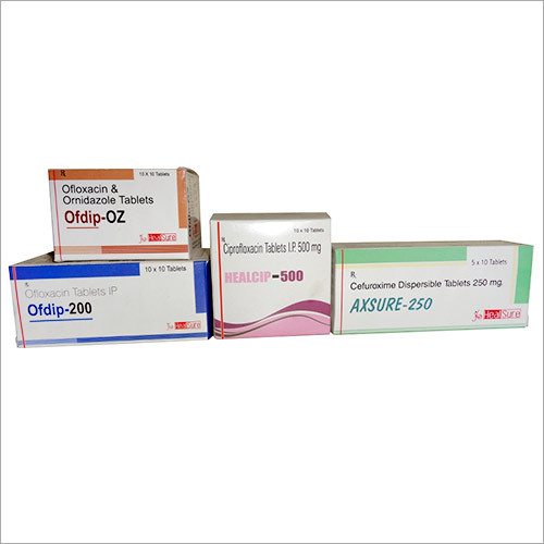 Cefuroxime Dispersible Tablet