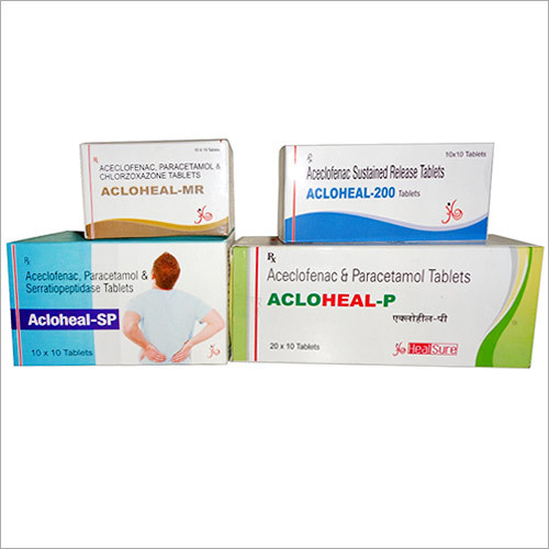 Acloheal-P-SP-SR-MR Tablets