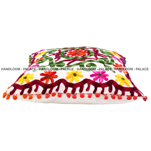 Printed Cushion Covers Embroidered