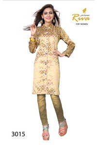 Latest Kurtis Stitched Wholesale Jetpur