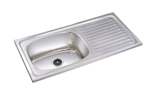 Sink With Drain Board M-55 To 58