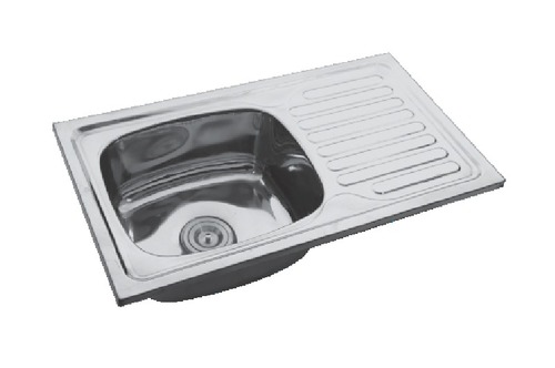 SINK WITH DRAIN BOARD M-69 TO 69A
