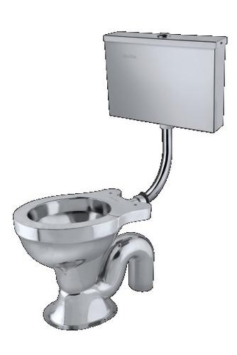 Stainless Steel Ewc S.S Cistern With Internal Fitt