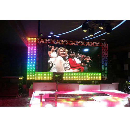 P4.8 Indoor LED Screen