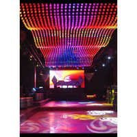 Ceiling Pixel LED Screen