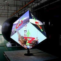 Cube LED Display