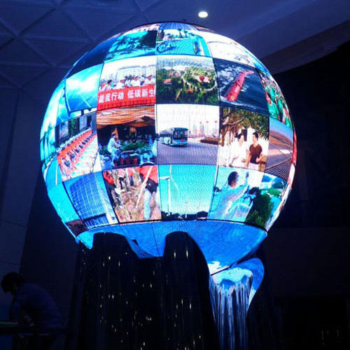 Globe LED Display