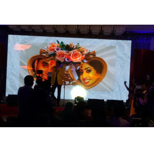 Wedding LED Display