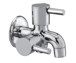 TAP SERIES 2WAY BIB COCK MODEL NO-1025