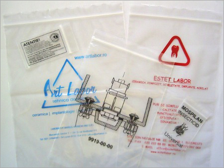 Printed Ldpe Bag