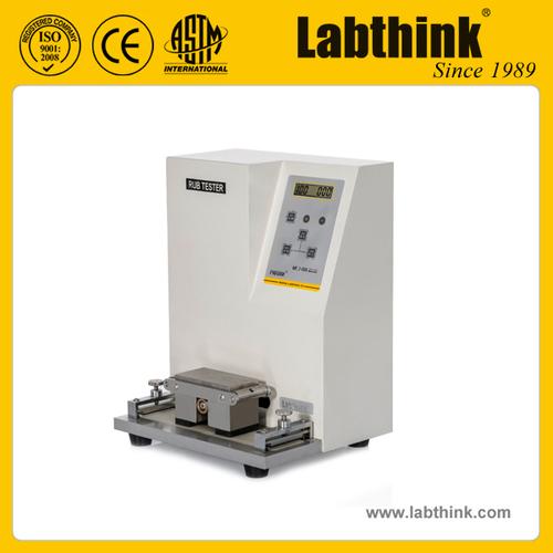 ink rub testing machine
