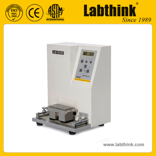 Ink Rub Testing Machine