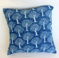 Fancy Hand Block Printed Cushion Covers