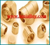 Cupro Nickel (Cu-Ni) 90-10 / Forged Fittings