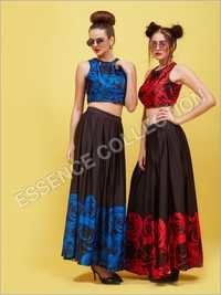 Ladies Long Skirt Dress