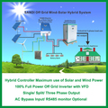 Off Grid Wind Controller
