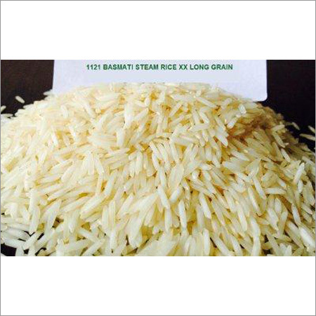 Long Grain Steam Basmati Rice