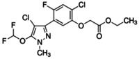 Pyraflufen-ethyl