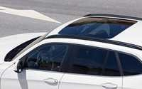 BMW car sunroof