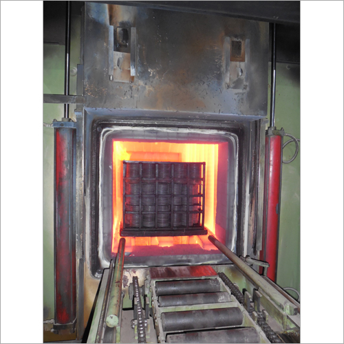 Furnace Heat Treatment Services