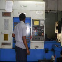 Industrial CNC Machine Components