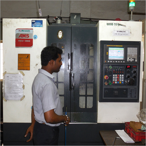 Heavy Duty CNC Machine
