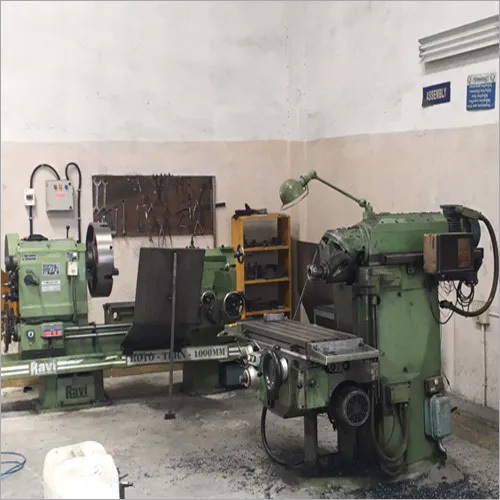 Heavy Duty CNC Milling Machine