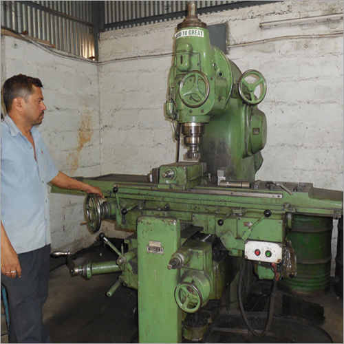 Large CNC Machine