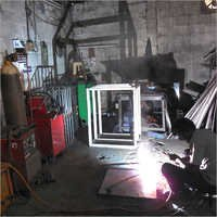 Manufacturing CNC Milling Machine