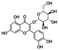 Quercetin 3-glucoside