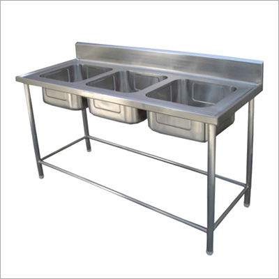 Compartment Stainless Steel Sinks